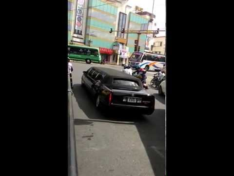 Cadillac Car In Coimbatore (rare Video )