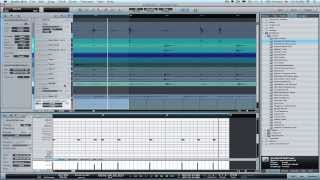 How-To: Align Instrument Part Notes to an Audio Track in Studio One