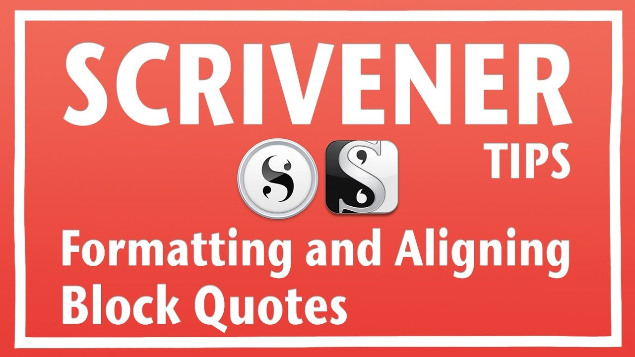 Scrivener essay block quote sample tort essay answers