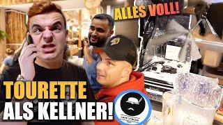 Tourette als Kellner #3 - Im Café Buur in Köln