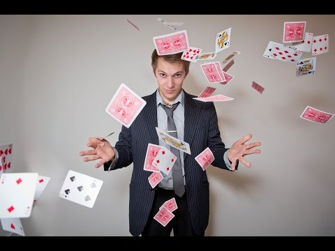 Chris Cook Street Magic Promo