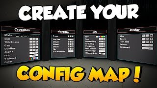 Config Generator Map - Create Your Config & Get Pro Settings!