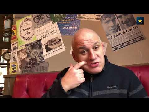 Interview: PETER FINCH (part 2 of 3)