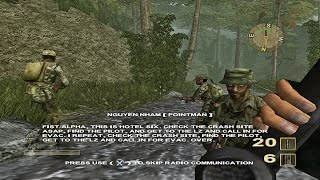 Vietcong: Purple Haze PS2 Walkthrough # 1