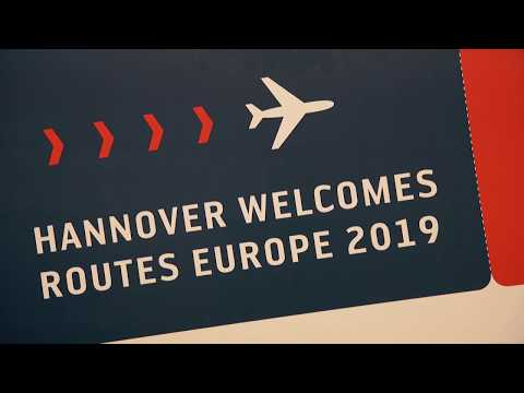 "Aviation forum ""Routes Europe 2019"" is coming to Hanover"