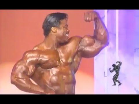 Aaron Baker - Arnold Classic 1995 Posing
