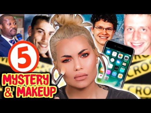 5 Strange Unsolved Missing Cases - Mystery & Makeup | Bailey Sarian thumbnail