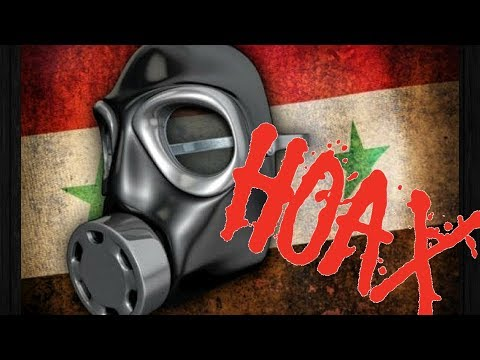 Syria Chemical Attack Hoax