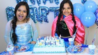 Anna's BIRTHDAY party !