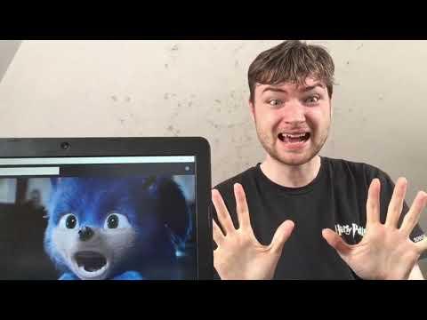 Sonic The Hedgehog 2019 Trailer RANT
