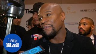 Floyd Mayweather: I'm not hungry or eager to fight again - Daily Mail
