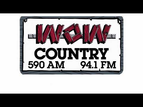 WOW Radio 59Country 94FM Omaha on-air memories