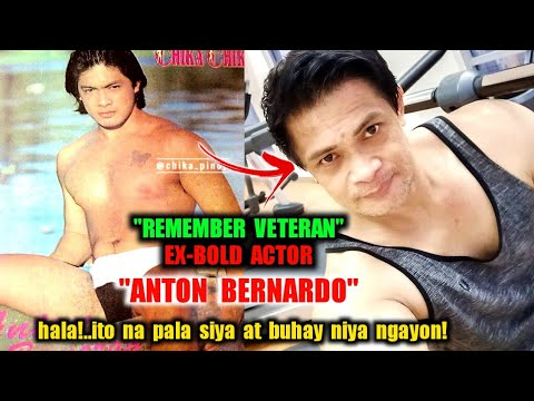 "Download Remember veteran ex-bold actor""Anton Bernardo""hala nakakagulat ito na pala siya ngayon!"