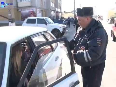 Сотрудники ГИБДД провели очередной рейд на дорогах Россоши.