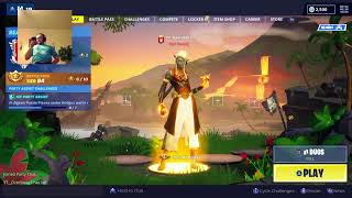 THE VOLCANO IS READY TO BLOW?!? // Giveaway at 250 subs!! // FORTNITE BATTLE ROYALE