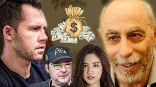 (REALLY?) Jungleman Money CONFISCATED & Phil Hellmuth BIG TIME Story!