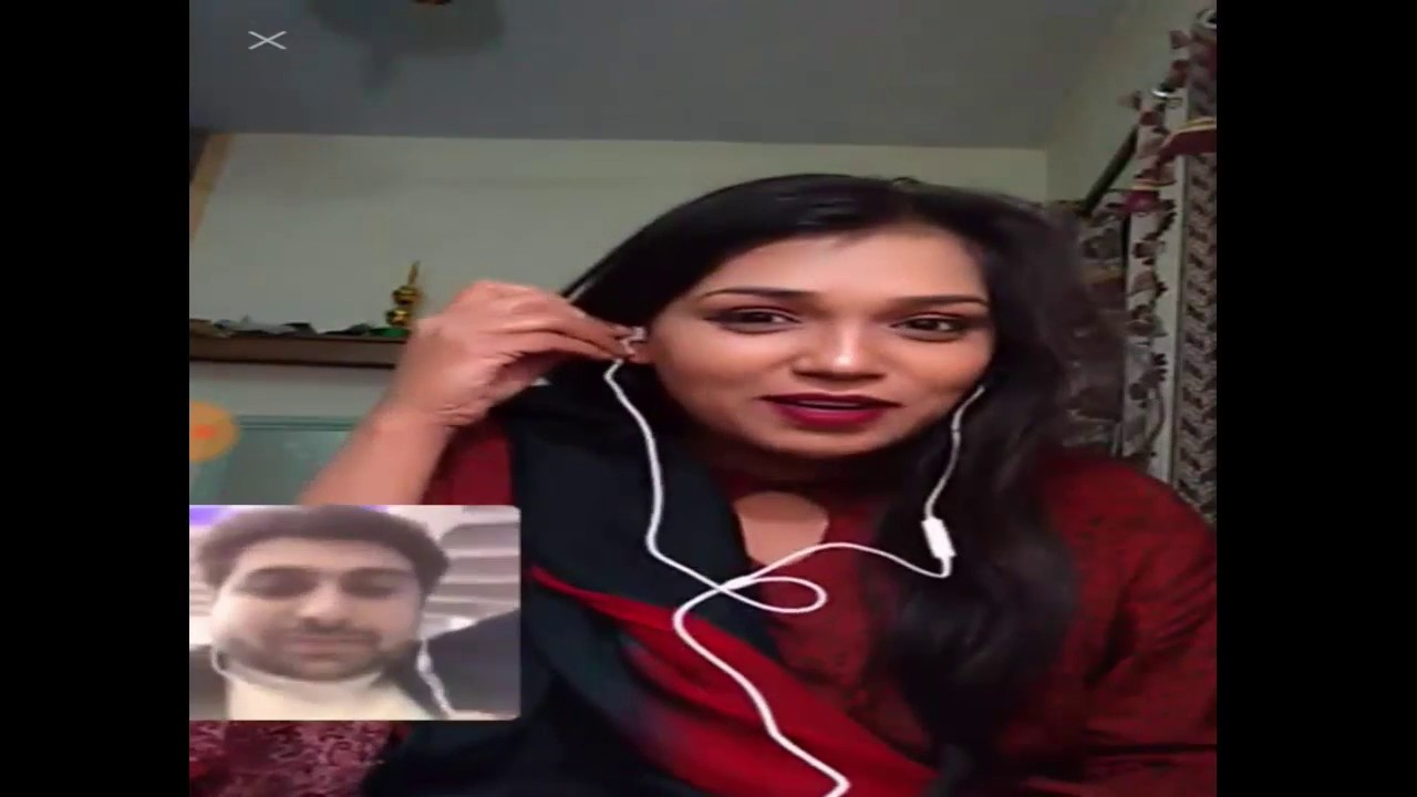 Live Video Chat Of Desi Girl From Karachi Pakistan