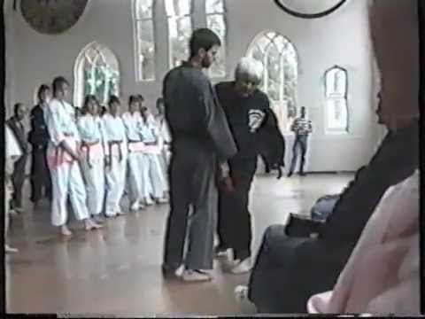 ED PARKER SEMINAR  UK preview Late 1980s