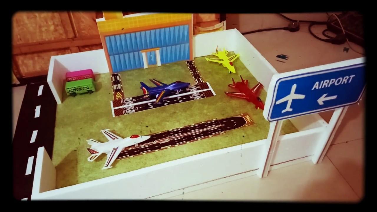 Citaten School Project : School project airport model schoolprojectcenter