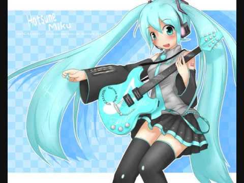Hatsune Miku - Melody Karaoke version (lyrics in description)