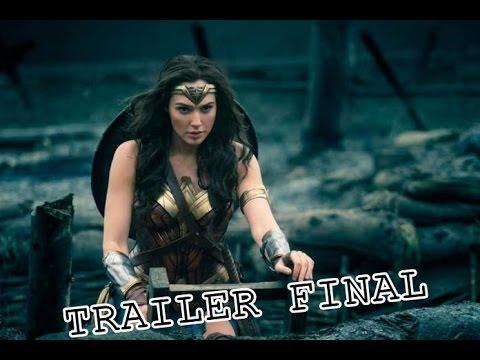 Mulher-Maravilha 2017 | Trailer final
