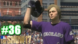 BREAKING THE HOME RUN RECORD! | MLB The Show 17 | Road to the Show #36