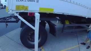 9.A kamionos.Forgózsámolyos pótkocsi.1.rész.