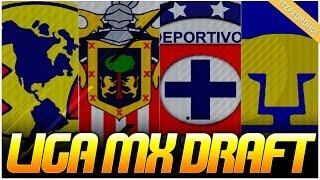 Liga MX Draft Apertura 2016 - Transferencias / Refuerzos