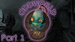 Oddworld - Abe's Oddysee Walkthrough - Part 1