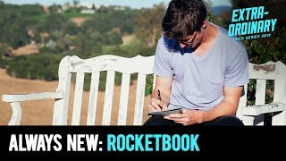 Rocketbook is a songwriter