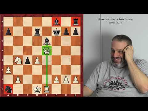 The Fried Liver Attack, with GM Ben Finegold