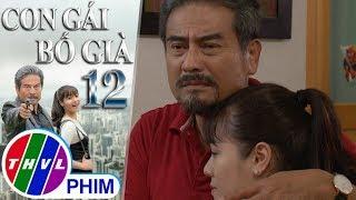 THVL | Con gái bố già - Tập 12[6]: Ông Thiết ôm con gái xót xa vì mình đã làm cho con mất mẹ