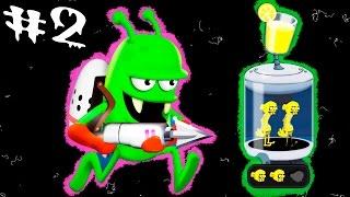 Охотники на Зомби #2 веселая мультяшная игра для детей.Zombie Catchers #2 cartoon game for kids.