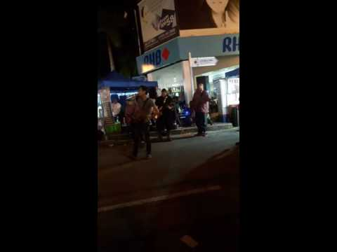 Khalis (adik arwah achik spin) Janji kita - Live at Uptown Senawang