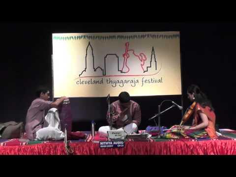 Chennai Music Season 2015 | Shashank Subramaniam  | Cleveland Aradhana