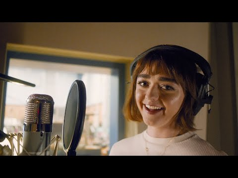 Audi Presents: Behind the Scenes with Maisie Williams