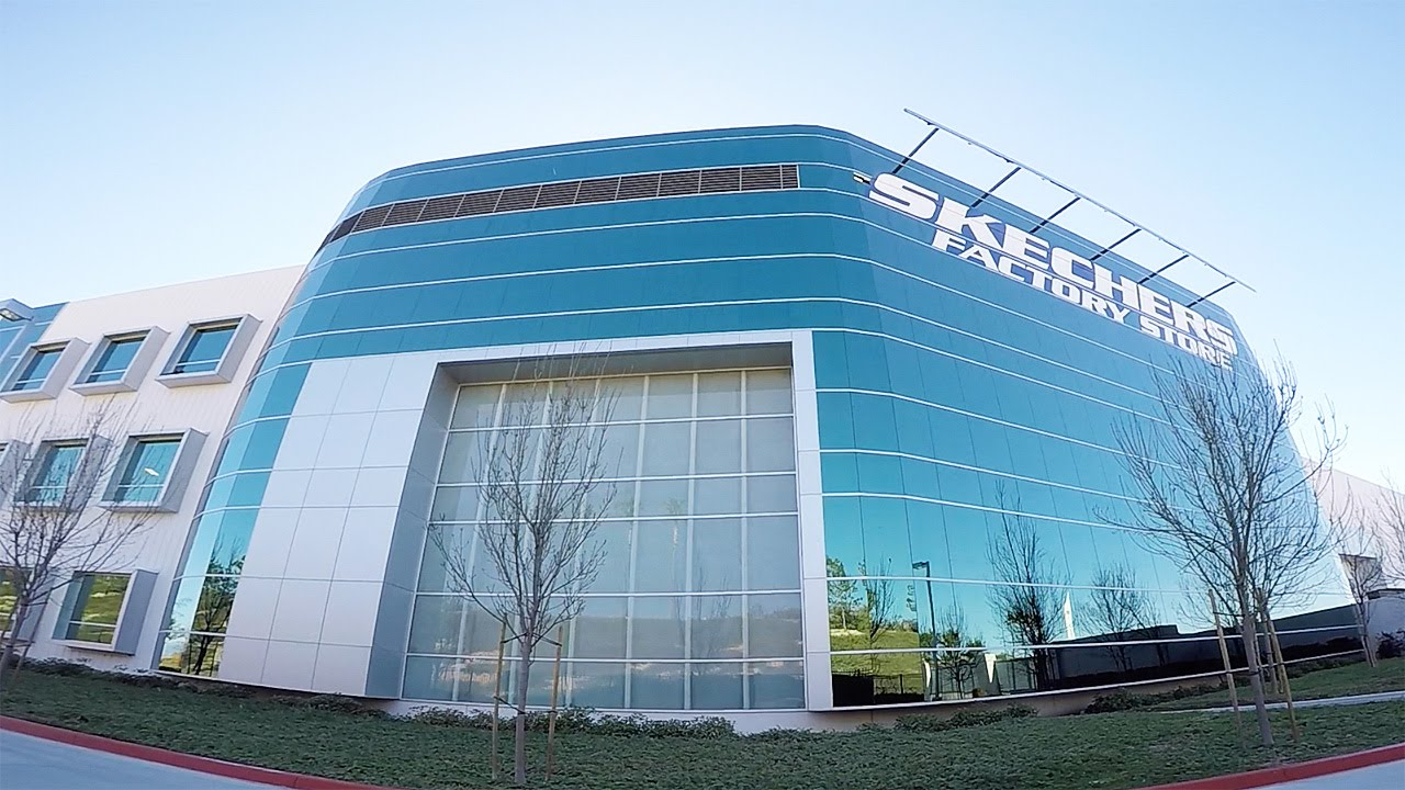 WORLDS LARGEST SKECHERS FACTORY