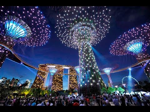 10 Top Tourist Attractions in Singapore
