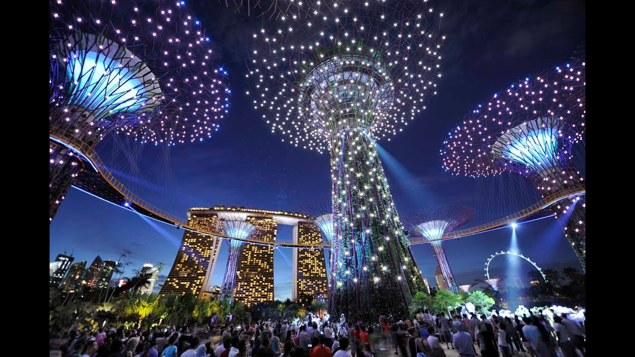 10 Top Tourist Attractions in Singapore - YouTube