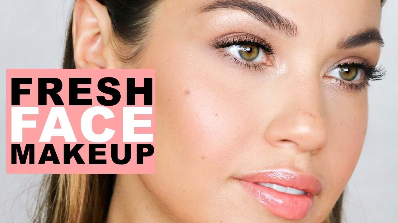 Fresh Face Natural Makeup