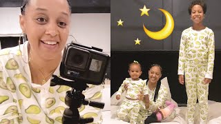 Our Family Night Time Routine