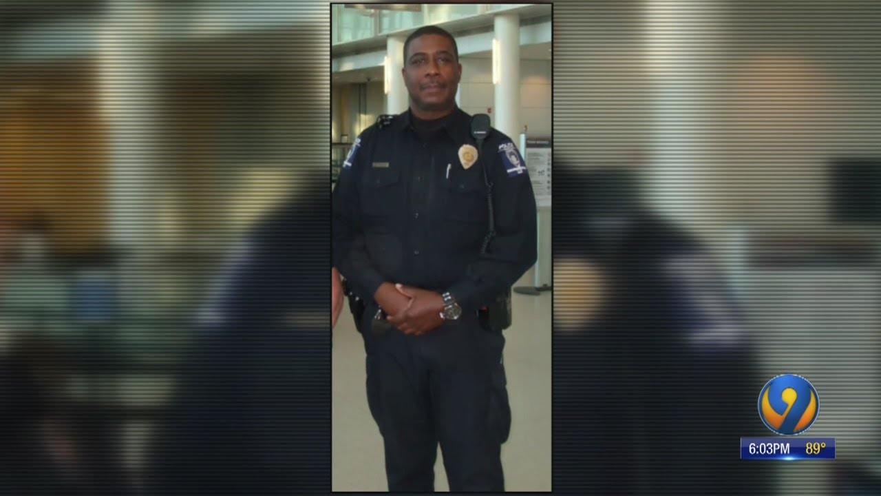 NORTH CAROLINA: BLACK POLICE OFFICER ACCUSED OF CHILD ENDANGERMENT