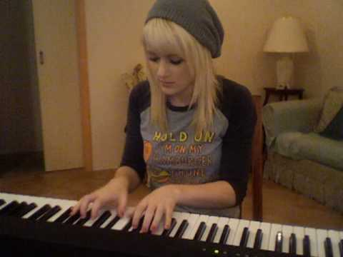 Swing Life Away - Rise Against (piano cover)
