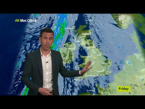 Met Office Weather Forecast: January 11 2018