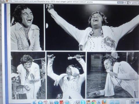 Jackie Wilson  Live Part 2