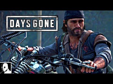 Days Gone Gameplay German #2 - Boozer in Gefahr ! -  Let's Play Days Gone Deutsch PS4