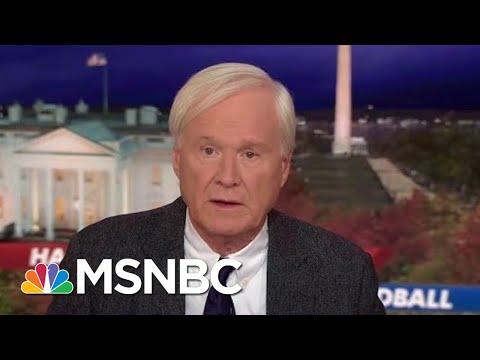 Chris Matthews: Will Congress Do 'Its Duty Under The Constitution?'   Hardball   MSNBC