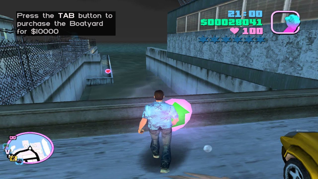 Vice City  Asset Buying Glitch [improved]