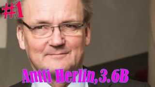 Top 5 Richest People in Finland 2015