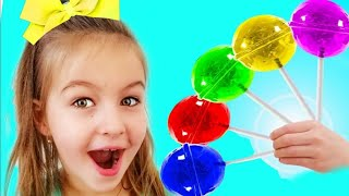 I bought candy -اشتريت الحلوى
